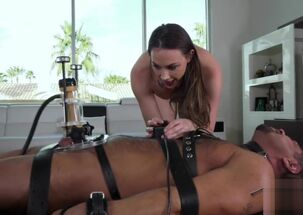 Bdsm milking machine
