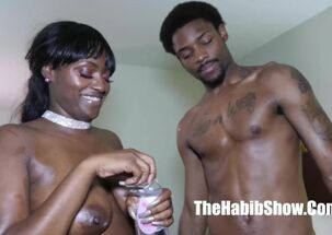 Ghetto black squirters