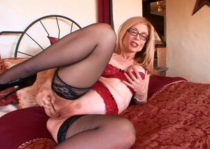 Nina hartley cumshot compilation